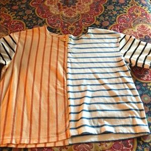 Boxy tee from Madewell. Worn once.